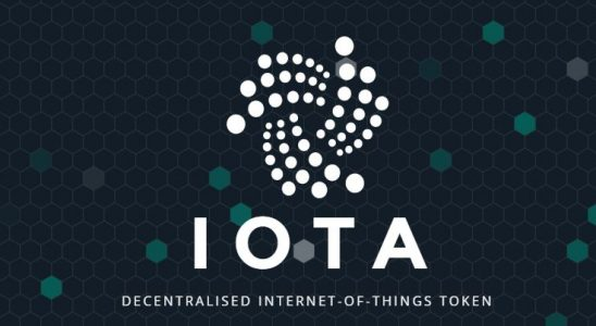 iota tangle blockchain