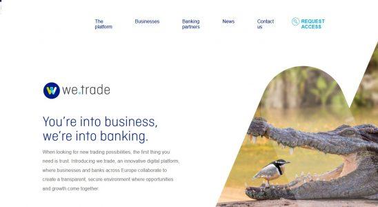 plataforma bancaria we trade