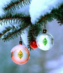 bolas de navidad cripto