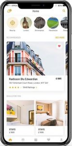 empire hotels app