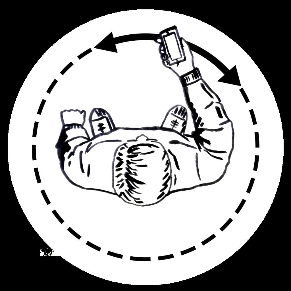 sistema de navegación por vibración