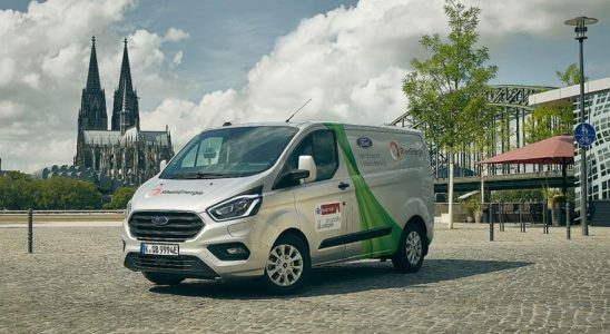 blockchain coches hibridos ford