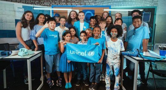 donaciones criptomonedas unicef