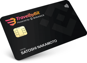 TravelbyBit Travel Card