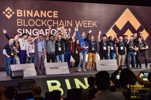 blockchain week binance 2019