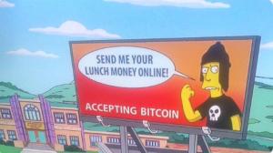 bitcoin simpson