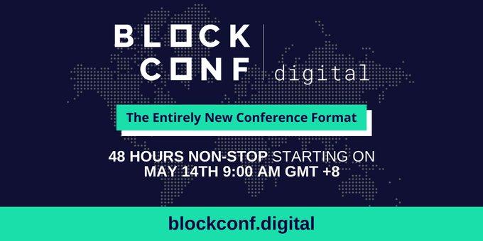 conferencia blockchain online