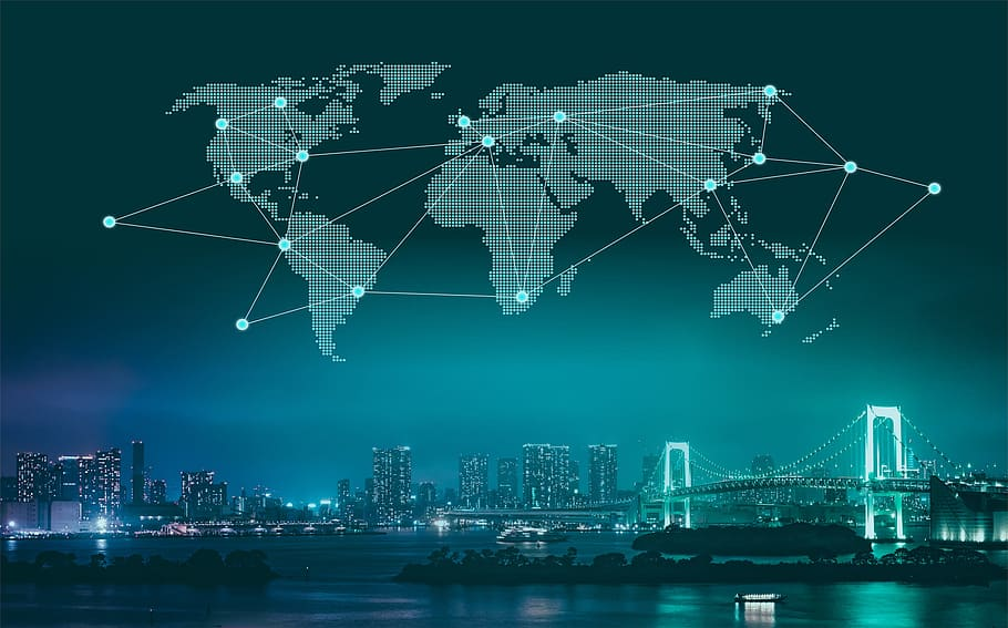 mapa proyectos blockchain 2