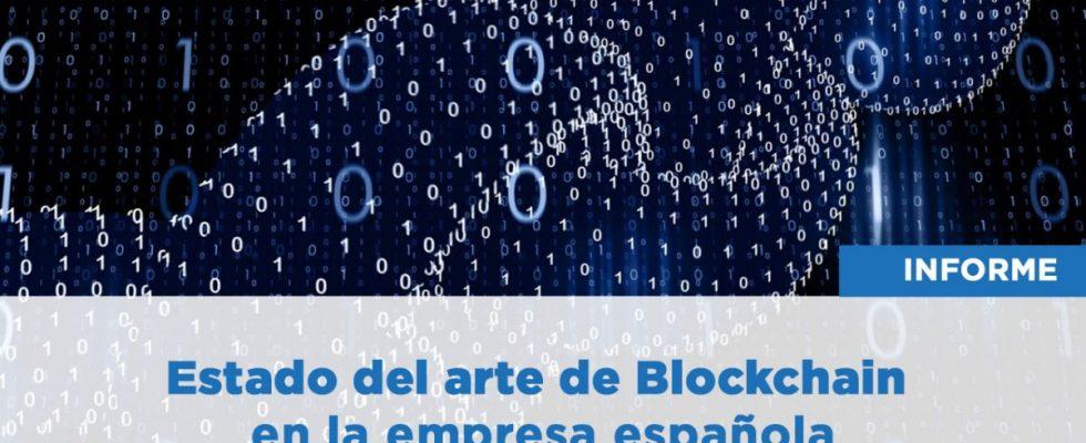 Blockchain empresa española