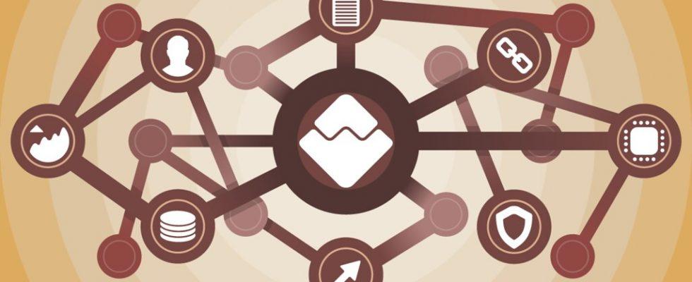 waves tron puentes blockchain 1